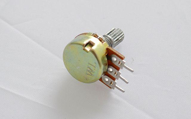 arduino-potentiomètre